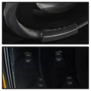 Spyder Auto - XTune Projector Headlights/Bumper Lights 9036774 - Image 8
