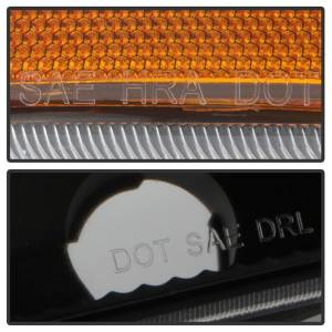 Spyder Auto - XTune Crystal Headlights/Bumper Lights 9037474 - Image 3