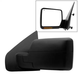 Mirror - Door Mirror - Spyder Auto - XTune Door Mirror 9935312