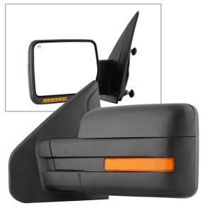 Mirror - Door Mirror - Spyder Auto - XTune Door Mirror 9935336