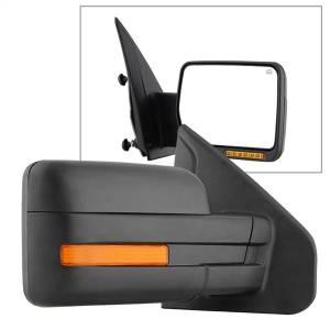 Mirror - Door Mirror - Spyder Auto - XTune Door Mirror 9935343