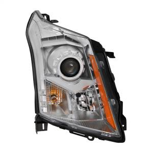 Exterior Lighting - Head Light - Spyder Auto - Halogen Headlight 9938900