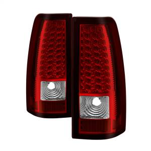 Spyder Auto - XTune LED Tail Lights 5008787