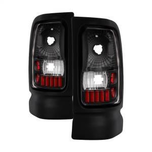 Spyder Auto - XTune Euro Style Tail Lights 5012753