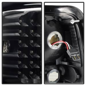 Spyder Auto - XTune LED Tail Lights 5012777 - Image 4