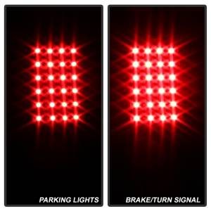 Spyder Auto - XTune LED Tail Lights 5012777 - Image 7