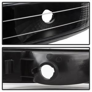 Spyder Auto - XTune Crystal Headlights/Bumper Lights 5064219 - Image 2