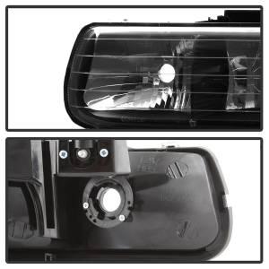 Spyder Auto - XTune Crystal Headlights/Bumper Lights 5064219 - Image 4