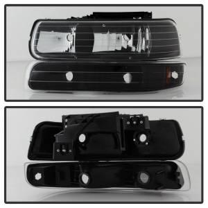 Spyder Auto - XTune Crystal Headlights/Bumper Lights 5064219 - Image 5