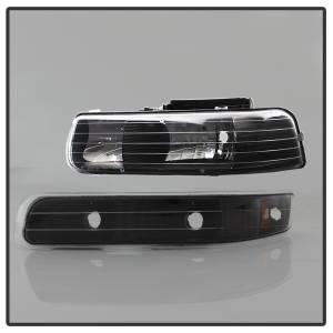 Spyder Auto - XTune Crystal Headlights/Bumper Lights 5064219 - Image 6