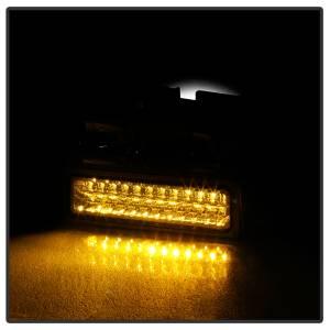 Spyder Auto - XTune Bumper Head Lights/Corner Lights 5069559 - Image 6
