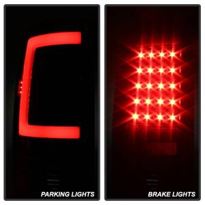 Spyder Auto - XTune LED Tail Lights 5081551 - Image 2