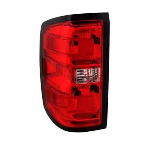 Exterior Lighting - Tail Light - Spyder Auto - XTune Tail Light 9031915