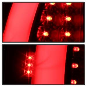 Spyder Auto - XTune Light Bar LED Tail Lights 9038501 - Image 5