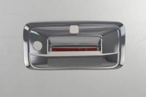 Truck Bed Accessories - Tailgate Handle Cover - Trim Illusion - Trim Illusion  TG115