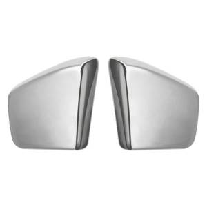 Body Styling - Door Trim - KASEI - Kasei Chrome ABS Mirror Covers H2-MRC-06