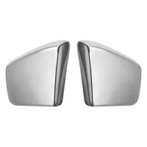 Body Styling - Door Trim - KASEI - Kasei Chrome ABS Vent Covers H2-VCW