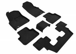 3D MAXpider AUDI Q7 2017-2020 ELEGANT BLACK R1 R2 R3