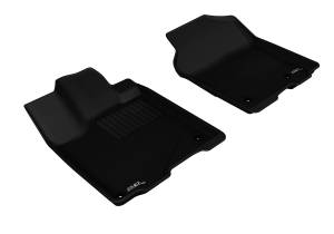 Interior Accessories - Floor Mat - 3D MAXpider - 3D MAXpider ACURA RDX 2013-2018 KAGU BLACK R1