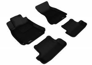 Interior Accessories - Floor Mat - 3D MAXpider - 3D MAXpider AUDI A5 / S5 2009-2017 KAGU BLACK R1 R2