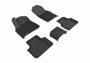 3D MAXpider - 3D MAXpider AUDI Q7 2017-2020/ Q8 2019-2020 KAGU BLACK R1 R2