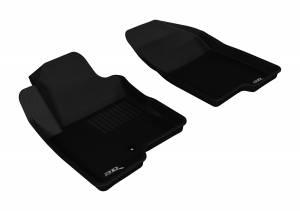 3D MAXpider - 3D MAXpider JEEP COMPASS 2007-2013 KAGU BLACK R1