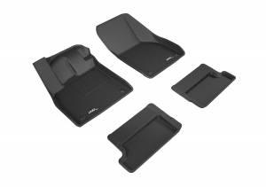 3D MAXpider - 3D MAXpider AUDI TT 2016-2020 KAGU BLACK R1 R2
