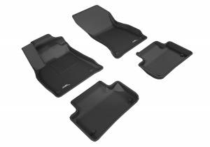 3D MAXpider AUDI Q5 2018-2020 KAGU BLACK R1 R2