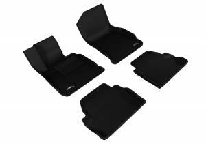 3D MAXpider - 3D MAXpider BMW 4 SERIES COUPE SDRIVE 2014-2020 KAGU BLACK R1 R2