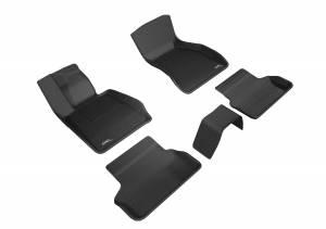 3D MAXpider - 3D MAXpider BMW 5 SERIES (G30/ G31) 2017-2020 KAGU BLACK R1 R2