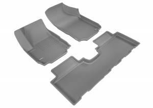 3D MAXpider - 3D MAXpider CHEVROLET EQUINOX 2018-2020 KAGU GRAY R1 R2
