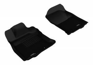 3D MAXpider - 3D MAXpider TOYOTA 4RUNNER 2013-2020 KAGU BLACK R1 (POST)