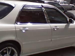 Acura Legend 1991-1995, 4-door, Sedan (6 piece Stainless Steel Pillar Post Trim  ) PP91296 QAA