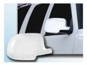Cadillac Escalade 2002-2006, 4-door, SUV (2 piece Chrome Plated ABS plastic Mirror Cover Set  ) MC40198 QAA