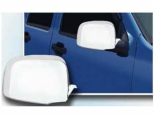 Chevrolet Colorado 2004-2012, 2-door, 4-door, Pickup Truck (2 piece Chrome Plated ABS plastic Mirror Cover Set  ) MC44150 QAA