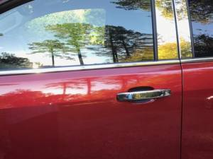 Chevrolet Colorado 2015-2021, 4-door, Pickup Truck, Extended Cab (4 piece Chrome Plated ABS plastic Door Handle Cover Kit  ) DH55150 QAA